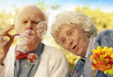 Уход за стариками